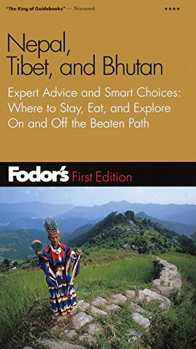 9780679001676: Fodor's Nepal, Tibet, and Bhutan, 1st Edition (Travel Guide)