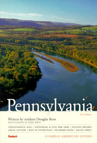 9780679001829: Compass Guide to Pennsylvania (Compass American Guides)