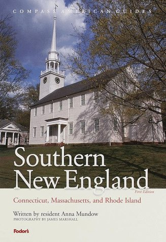 9780679001843: Compass American Guides: Southern New England, 1st Edition (Full-color Travel Guide)