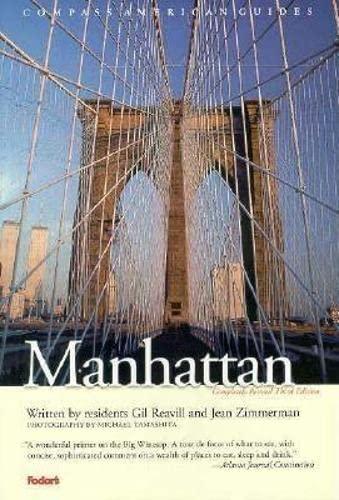 9780679002284: Compass American Guides : Manhattan