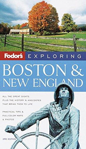 9780679002635: Exploring Boston & New England, 3rd Edition