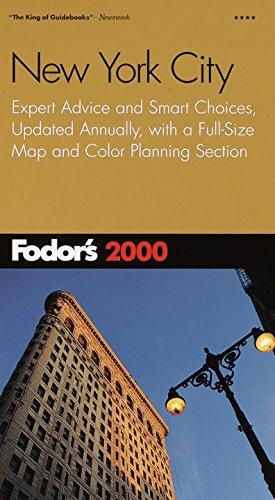 9780679003212: Fodor's New York City 2000