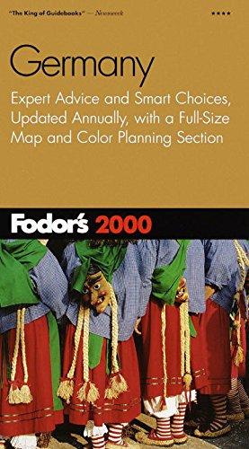 Fodor's Germany 2000: Fodor's