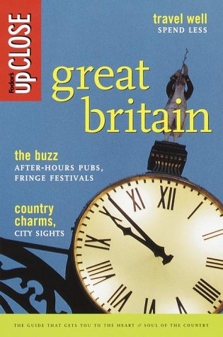 9780679003793: Fodor's upCLOSE Great Britain, 2nd Edition