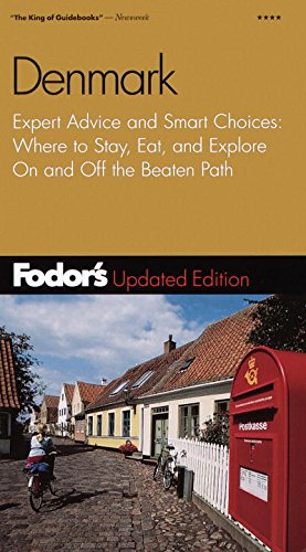 9780679004011: Fodor's Denmark, 2nd Edition: Expert Advice and Smart Choices: Where to Stay, Eat, and Explore On and Off the Beaten Path (Travel Guide)