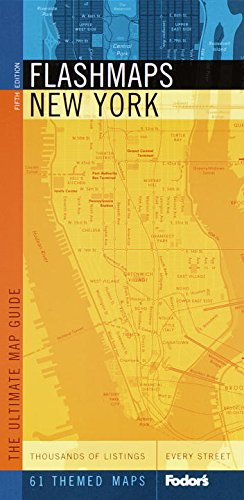 9780679004073: Fodor's Flashmaps New York, 5th Edition: The Ultimate Street and Information Finder (Full-color Travel Guide)