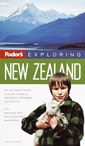 9780679004707: Fodor's Exploring New Zealand, 1st Edition (Exploring Guides)