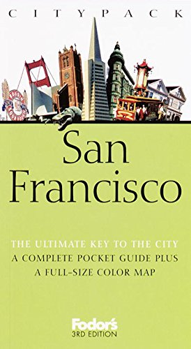 9780679004844: Fodor's Citypack San Francisco, 3rd Edition