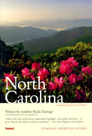 9780679005087: Compass American Guides: North Carolina, 2nd Edition (Full-color Travel Guide)