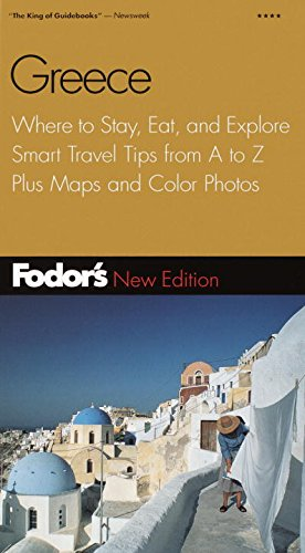 Fodor's Greece, 5th Edition: Where to Stay,: Fodor's