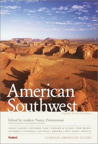 9780679006466: Compass American Guides: American Southwest, 3rd Edition (Full-color Travel Guide)