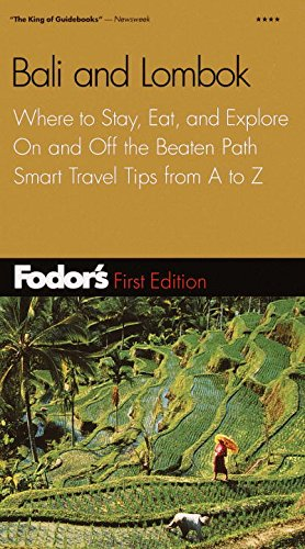 9780679007890: Bali and Lombok (Fodor's Guides)