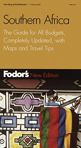 9780679009191: Fodor's Southern Africa, 2nd Edition: The Guide for All Budgets, Completely Updated, with Maps and Travel Tips (Travel Guide)