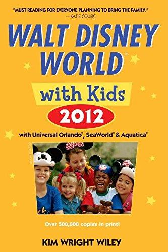 Fodor's Walt Disney World with Kids 2012: Wiley, Kim Wright