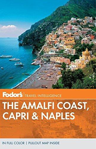 9780679009337: Fodor's The Amalfi Coast, Capri & Naples, 6th Edition