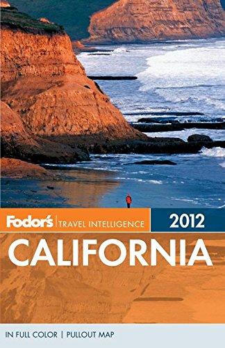 9780679009511: Fodor's California 2012 (Full-color Travel Guide)