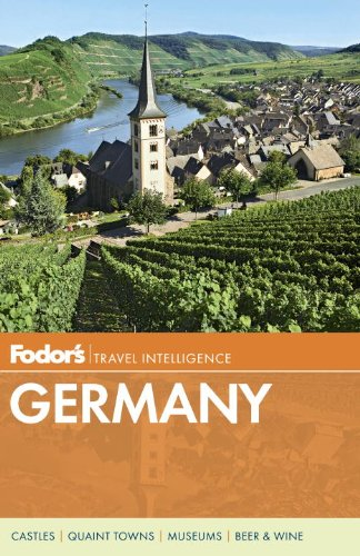9780679009597: Fodor's Germany (Full-color Travel Guide)
