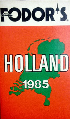 9780679011194: Fodor Holland-1985