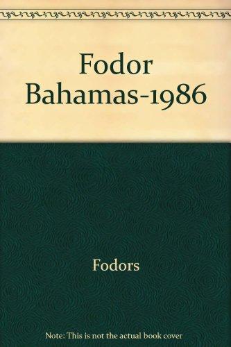9780679012009: FD Bahamas 1986