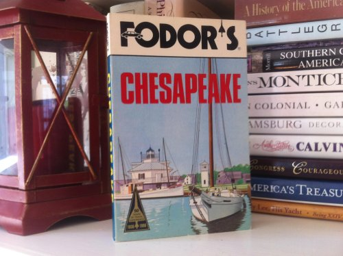 FD Chesapeake (9780679013006) by Fodor's