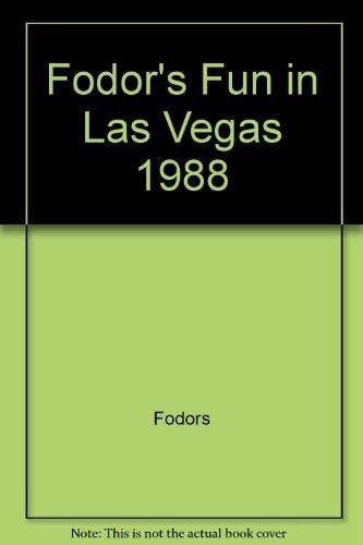 9780679015086: Fodor's Fun in Las Vegas 1988