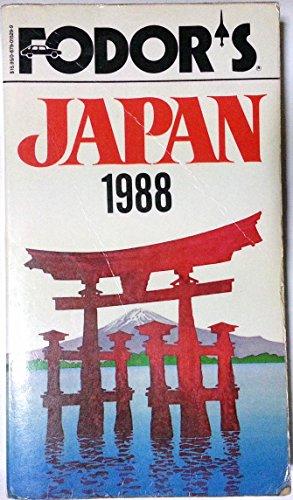 9780679015291: Fodors-Japan '88