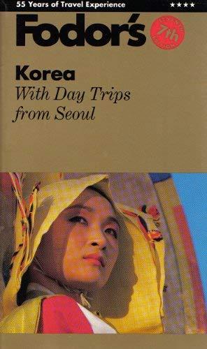 9780679019237: Fodor-Korea Seventh Edition