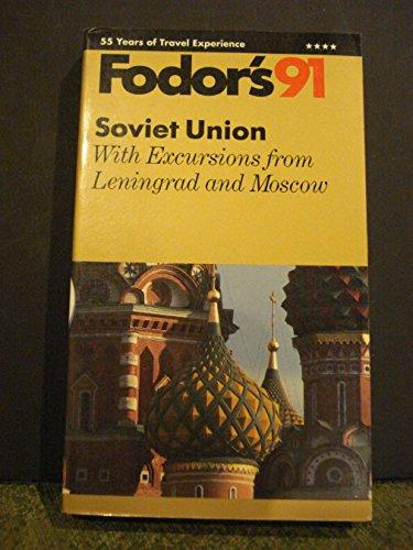 9780679019671: Fodor-Sov.un.'91