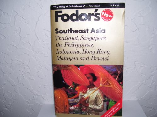9780679023449: Southeast Asia: Thailand, Singapore, the Philippines, Indonesia, Hong Kong, Malaysia and Brunei (Gold Guides)