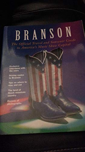 9780679028178: Branson: The Official Travel and Souvenir Guide to America's Music Show Capital (Fodor's Branson)