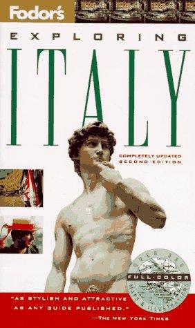 Exploring Italy (1996): Fodor's