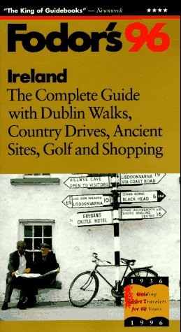 9780679030324: Ireland: The Complete Guide with the Best of Dublin, Shopping and Scenic Country Drives (Gold Guides)