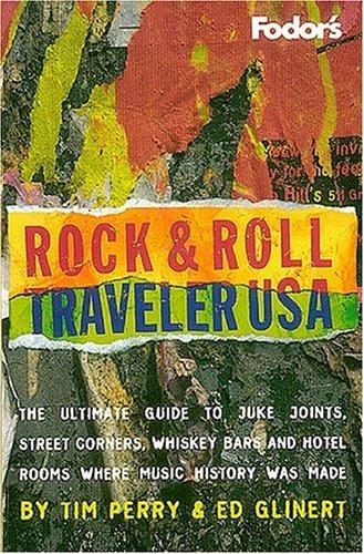 9780679031208: Rock & Roll Traveler USA, 1st Edition (Fodor's)