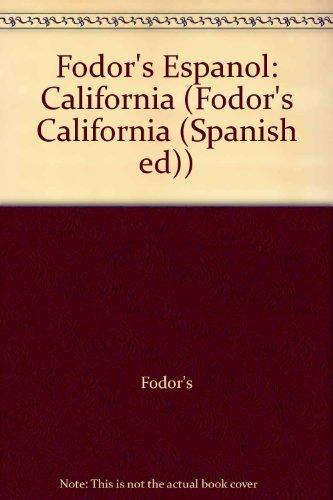 9780679031239: Fodor's Espanol: California
