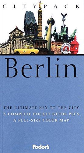 9780679031642: Citypack Berlin