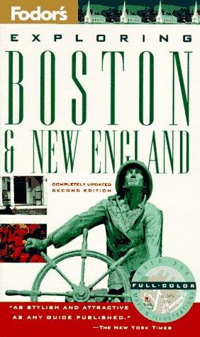 9780679032014: Exploring Boston & New England (2nd ed)