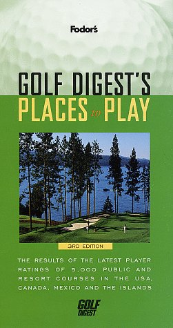 Golf Digest's Places to Play