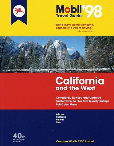 Mobil 98: California and the West (Mobil Travel Guides): Fodor's