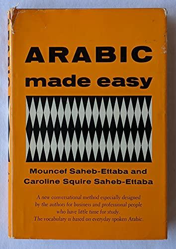 9780679100010: Arabic made easy