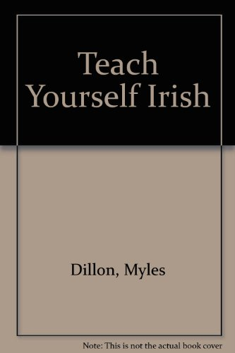 Teach Yourself Irish: Myles Dillon