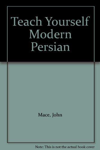 9780679102205: Teach Yourself Modern Persian