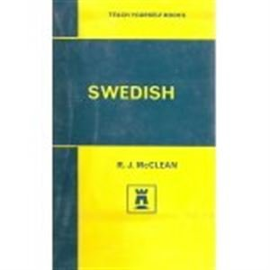 Teach Yourself Swedish: McClean, R.J.