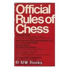 Official Rules of Chess: Morrison & Morrison, Martin E.