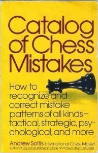 9780679132509: Catalog of Chess Mistakes