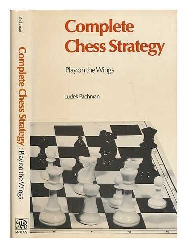 9780679132523: Complete Chess Strategy: Play on the Wings
