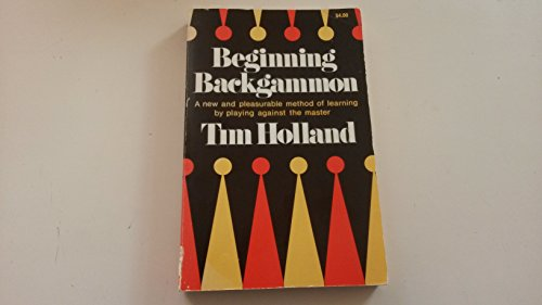 9780679140382: Beginning Backgammon