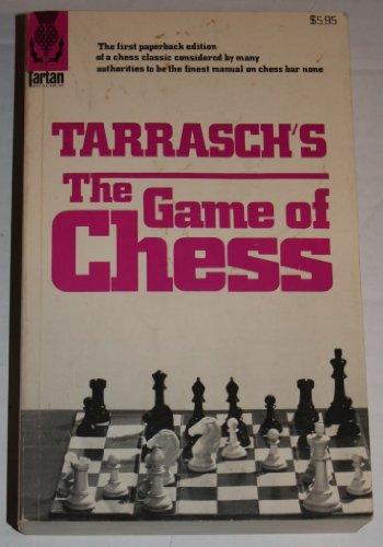 GAME OF CHESS: Tarrasch, Dr. Siegbert