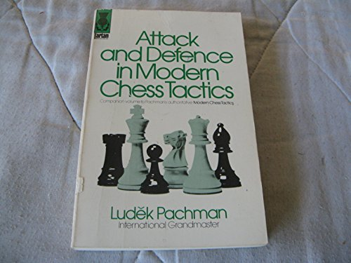 9780679141006: Attack and Defense in Modern Chess Tactics