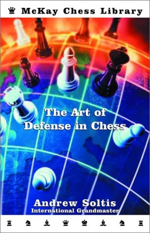 9780679141082: The Art of Defense in Chess