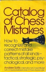 9780679141518: Catalog of Chess Mistakes